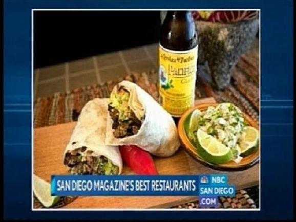 Best Restaurants In San Diego Nbc 7 San Diego
