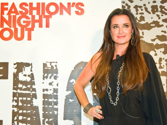Kyle Richards Real Housewives Isnt Little House On The Prairie