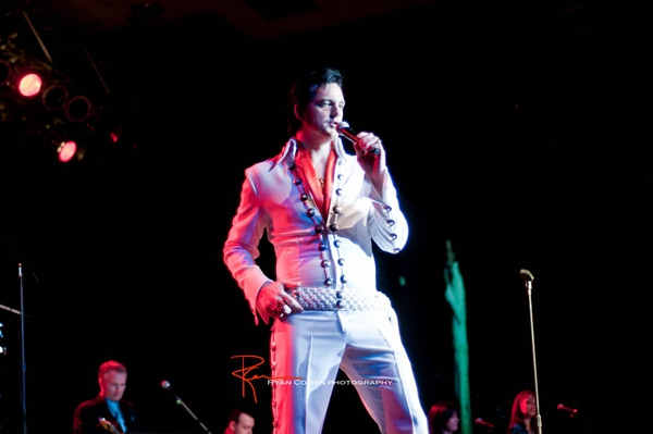 Ultimate Elvis Tribute @ Pala Casino