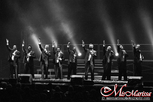Straight No Chaser @ the Balboa Theatre
