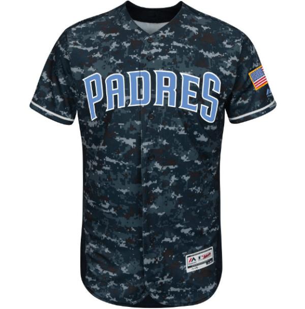 2016 MLB Special Event Uniforms Unveiled - NBC 7 San Diego