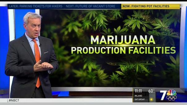 Hopeful Marijuana Production Facilities Apply for Permits