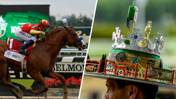 The 150th Belmont Stakes: Best Moments