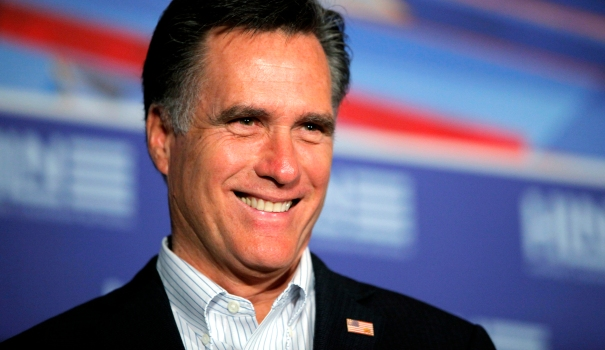 California: Mitt Romney's New Firewall