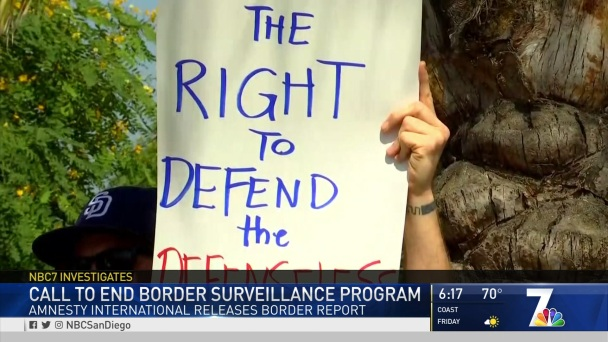 Report: Surveillance Program Among Human Rights Violations