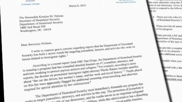 Email Shows Agent-In-Charge Ordered Caravan Surveillance