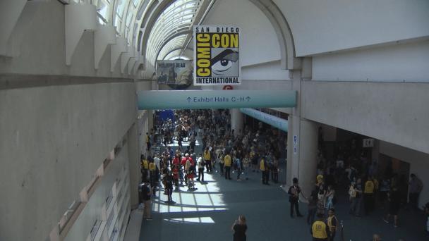Avoiding Cons at Comic-Con