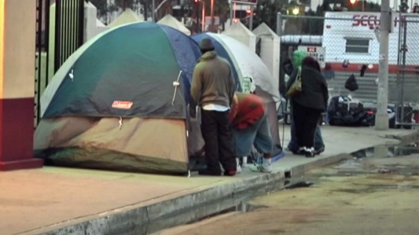 Prop 47 and Homelessness in Downtown San Diego