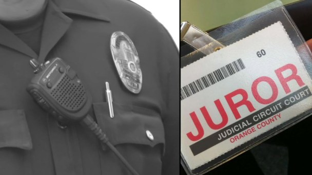 Sheriff's Department Warns About Jury Duty Scam
