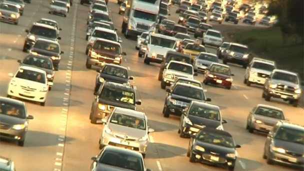 Report Claims San Diego Commute Improving