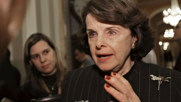 Feinstein, Silicon Valley Hold Back the Water