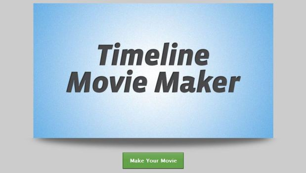 Facebook Launches Timeline Movie Maker
