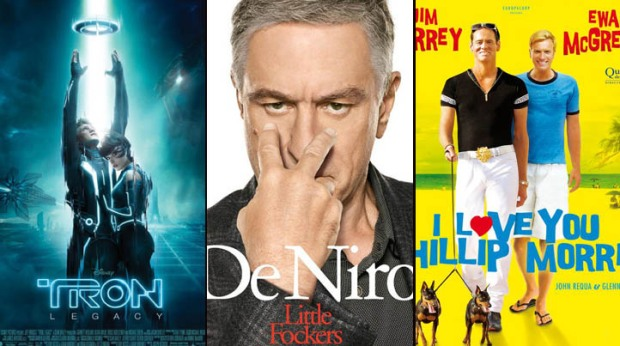 "New on Home Video: ""Tron: Legacy,"" ""Little Fockers"" & ""I Love You Phillip Morris"""