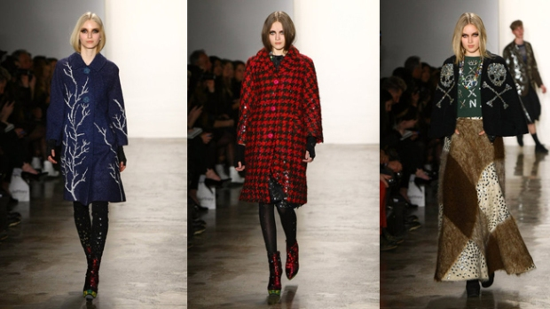 NYFW: Libertine Rocks It at Milk Studios