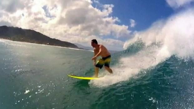 [BAY] Mavericks Surf Contest Could Start Friday Morning
