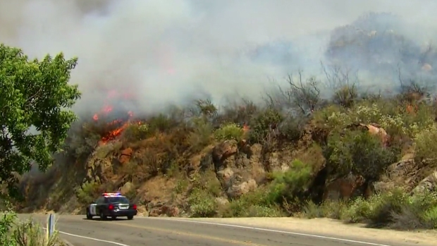 [DGO] Border Fire Burns 900 Acres