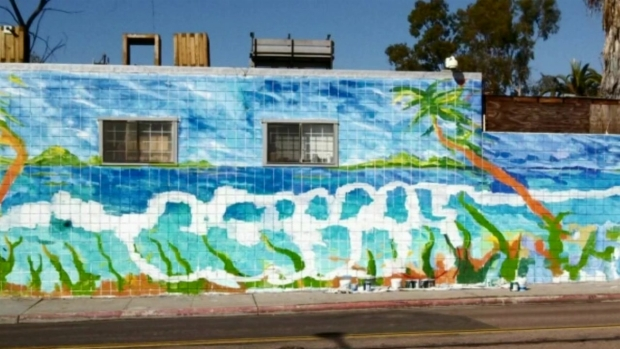 [DGO] Artist Determined to Finish Mural Despite Vandalism