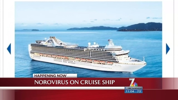 [DGO]Number of Sick Passengers on Cruise Ship Increases