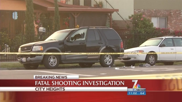 [DGO]Search Continues for City Heights Shooter