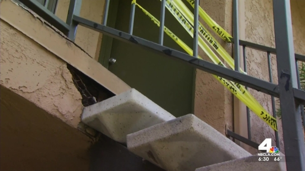 [LA] Dozens of Fullerton Homes Red-Tagged After Quake