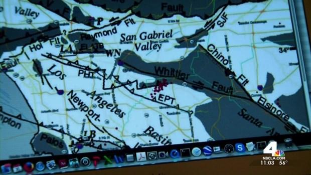 [LA] Location of La Habra Quake a Cause for Concern, Seismologists Say