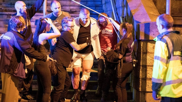 Islamic State claims United Kingdom concert attack that killed 22