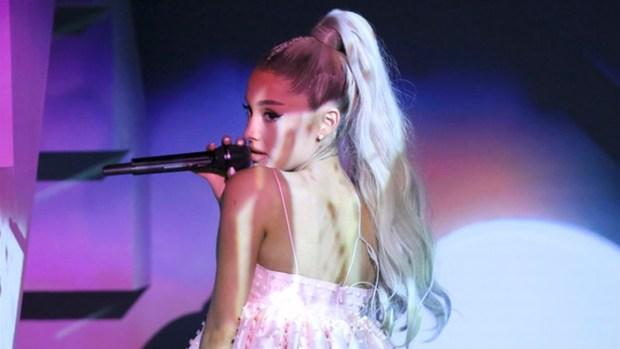 [NATL] Ariana Grande Brings 'Riverdale' Star Charles Melton to New Music Video