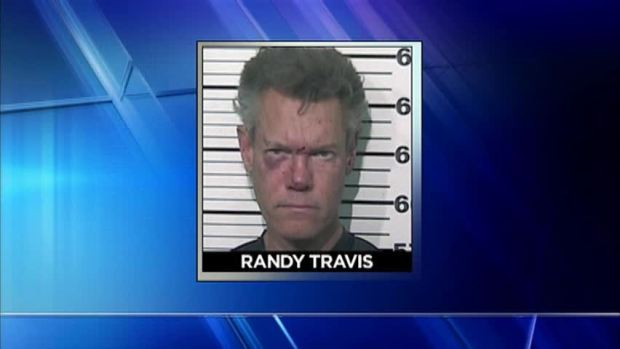 [DFW] Naked Randy Travis Threatened Trooper During DWI Arrest: Police