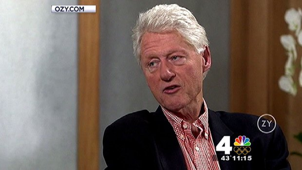 [DC] Bill Clinton Calls Out White House on Healthcare Glitches