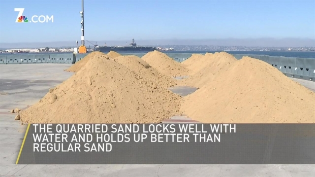 Sandy Spectacle: US Sand Sculpting Challenge in San Diego