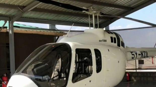 3 San Diegans Killed in Helicopter Crash in Kenya