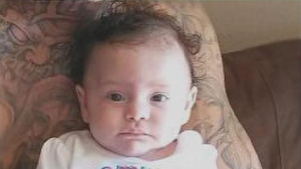 Search on for Northern California man suspected of abducting infant daughter