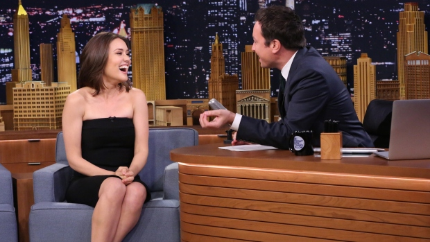 """Fallon's Charm Won't Get """"Blacklist"""" Spoilers From Boone"""