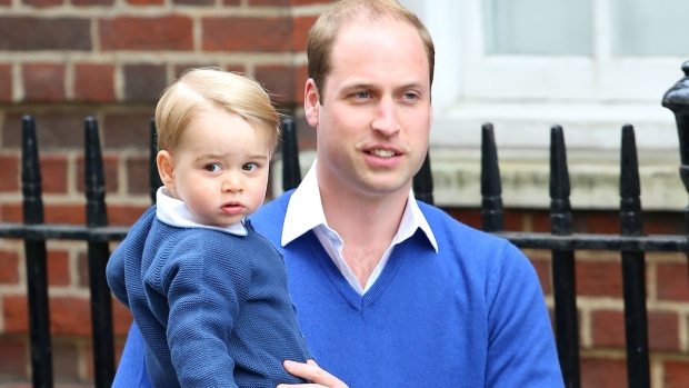 William Leaves Hospital, Returns With George