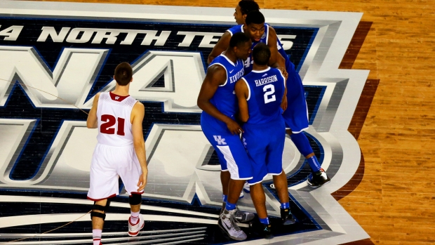 Kentucky Edges Wisconsin, Headed to Final