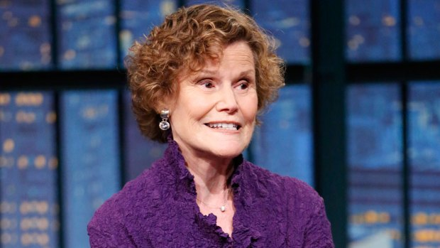 'Late Night': Judy Blume Takes Guys' Changing-Bodies Questions