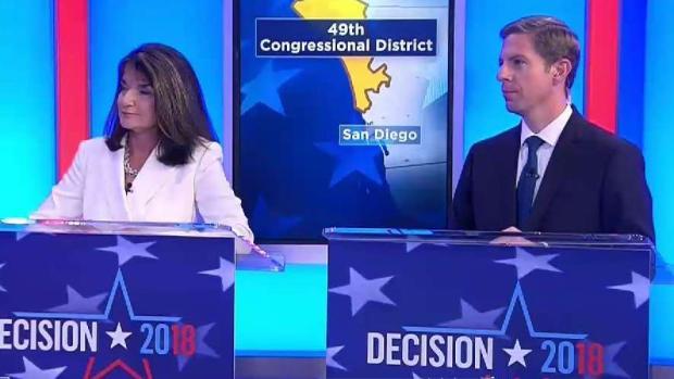 49th Congressional District Debate Recap