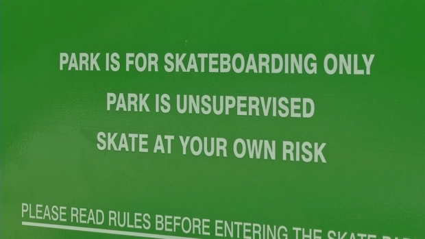 Lakeside Skatepark Rule Sparks Debate