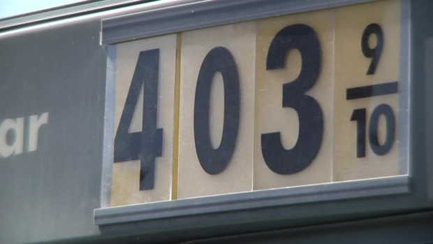 [DGO]Gas Prices Pass $4 per Gallon