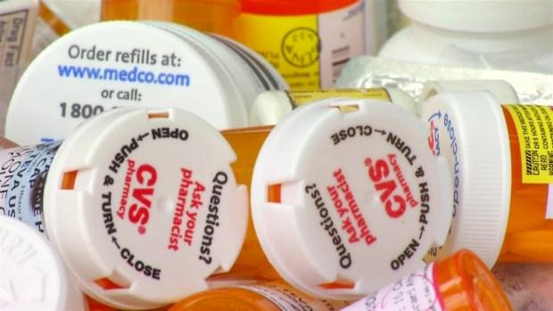 [DGO]Prescription Drug Abuse Up in SD: Report