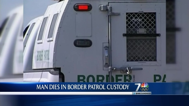 [DGO]Border Patrol Criticized after Detainee Death