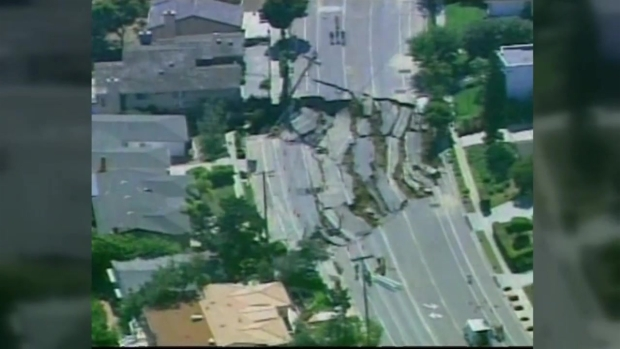 [DGO]Could Deadly Mudflow Happen in San Diego?
