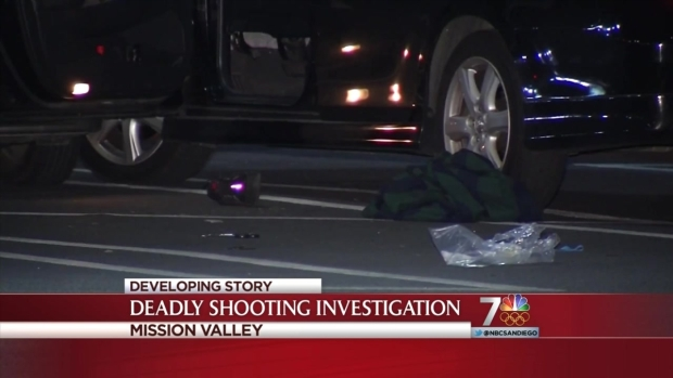 [DGO]Investigation Underway in Mall Shooting