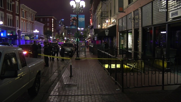 [DGO] Man Stabbed in Gaslamp Quarter