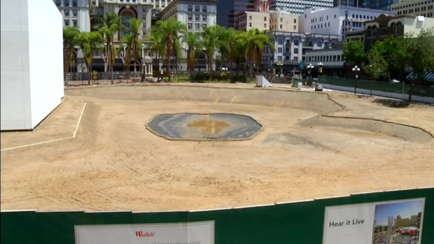 [DGO] Delays Expected for Horton Plaza Park