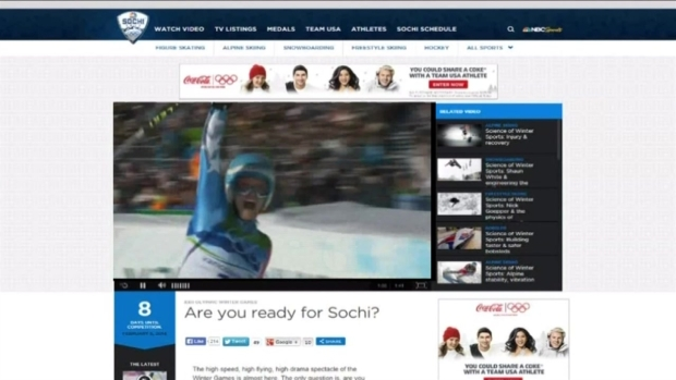 [DGO] How to Watch Sochi Olympics Live