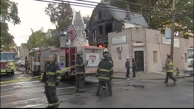 [NY] 6 Dead, Including Child and Teen, in Newark House Fire