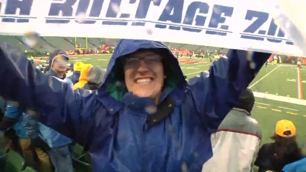 [DGO] Chargers Fans in Cincinnati Thrilled after Win