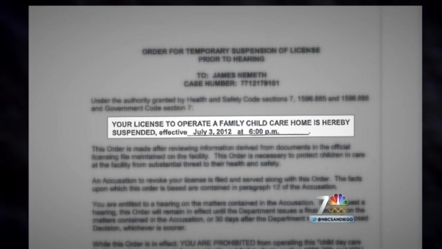 Death Raises Daycare Safety Questions