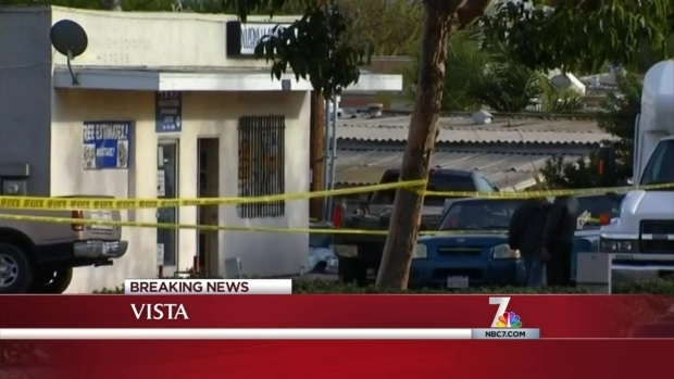 [DGO]Body Found Inside Auto Parts Shop
